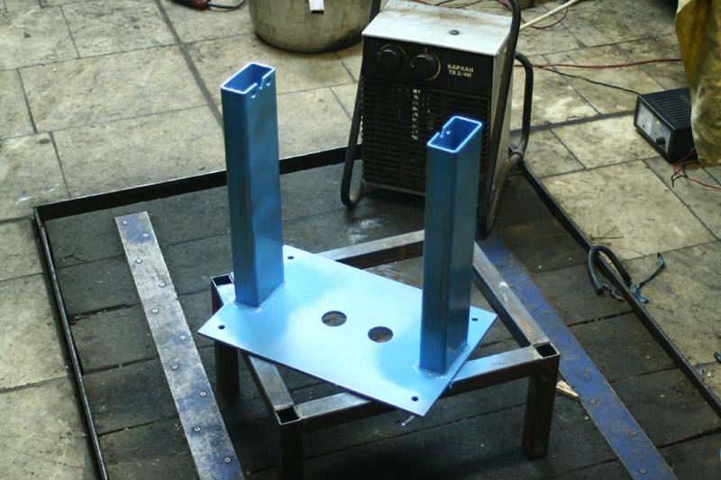 Как сделать балансировочный станок
